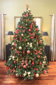 The Christmas Tree.Realistic Artificial Christmas Trees Christmas Tree World