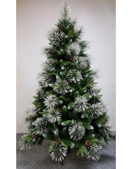 Snowy Scots Pine Artificial Christmas Tree