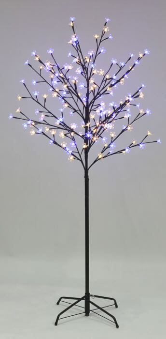 The 6ft LED Blossom Tree from Christmas Tree World