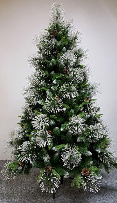 The Snowy Scots Pine Tree from Christmas Tree World
