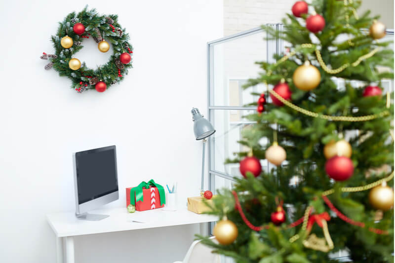 The Best Office Christmas Trees For 2019