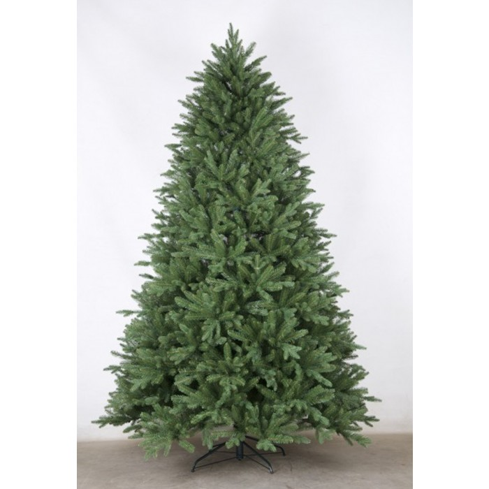 Woodland Slim Pre Lit Christmas Tree